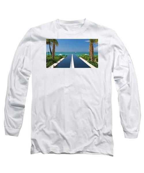 Turks And Caicos Long Sleeve T-Shirt