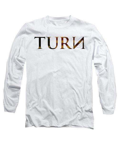 Turn Revolution Long Sleeve T-Shirt