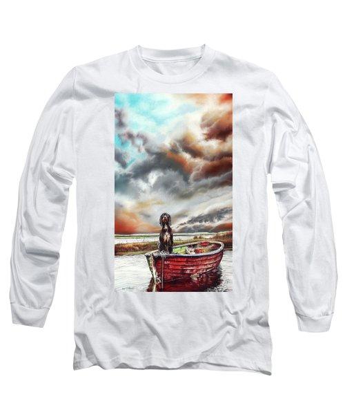 Turner's Dog Long Sleeve T-Shirt