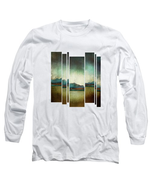 Turquoise Mountain Long Sleeve T-Shirt