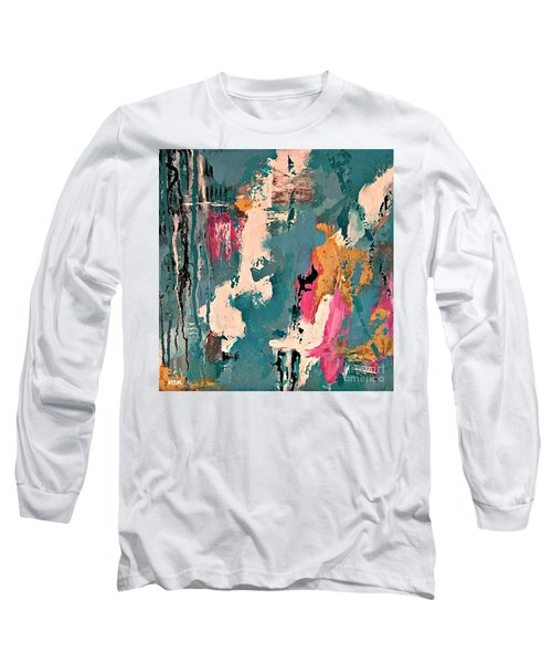 Turquoise Reflections No. 1 Long Sleeve T-Shirt