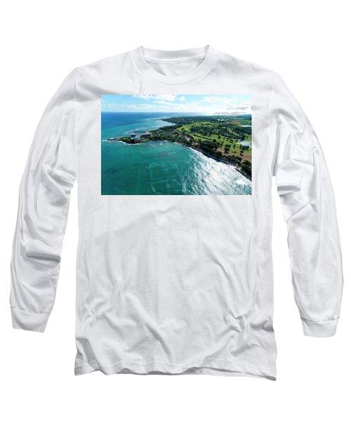 Turtle Bay Glow Long Sleeve T-Shirt