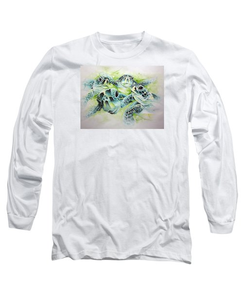 Turtle Soup Long Sleeve T-Shirt by William Love