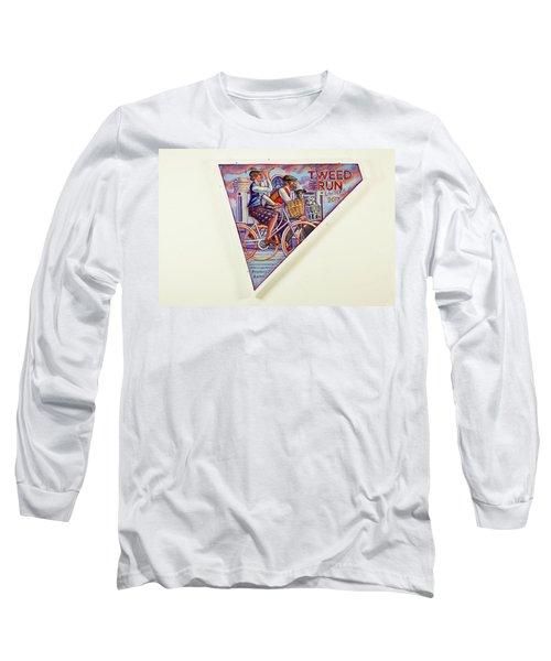 Tweed Run London Princess And Guvnor  Long Sleeve T-Shirt