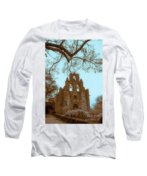Twilight In The Mission Long Sleeve T-Shirt