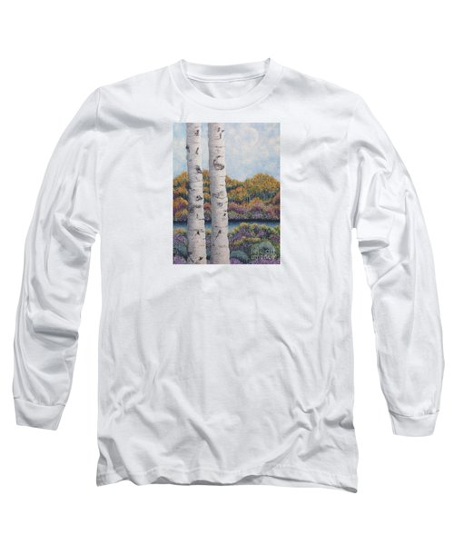 Twin Aspens Long Sleeve T-Shirt