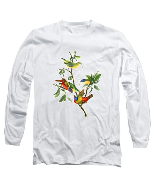Long Sleeve T-Shirt featuring the photograph Twin by Munir Alawi