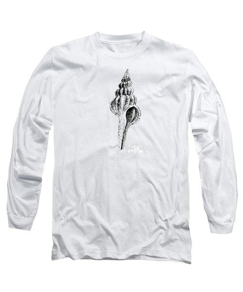 twirly Shell Long Sleeve T-Shirt