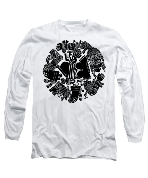 Twisted Day Long Sleeve T-Shirt