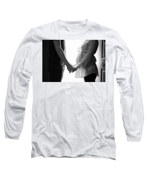 Two Becomes Three Long Sleeve T-Shirt