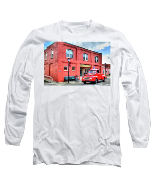 Two Old Classics Long Sleeve T-Shirt by Dale R Carlson