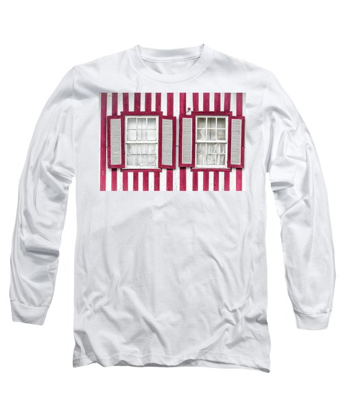 Two Old Windows Long Sleeve T-Shirt