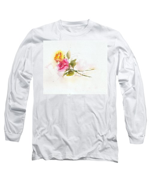 Two Roses Long Sleeve T-Shirt