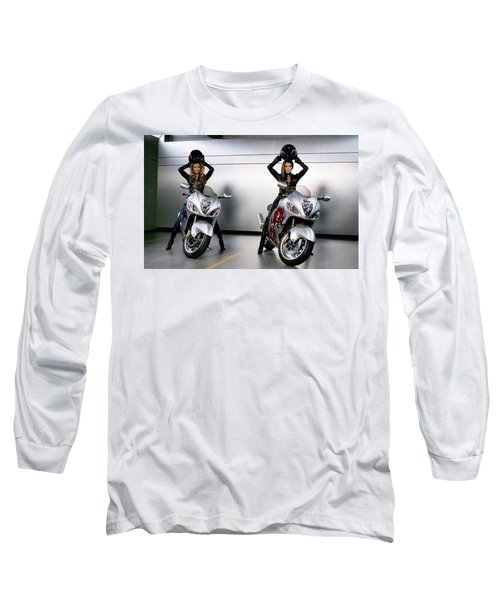 Two To Go And Go And Go. Long Sleeve T-Shirt