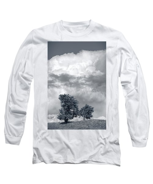 Two Trees #9249 Long Sleeve T-Shirt