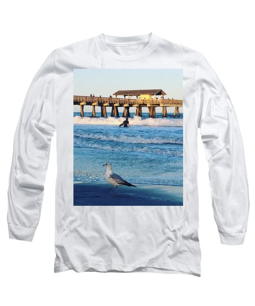 Tybee Island Long Sleeve T-Shirt