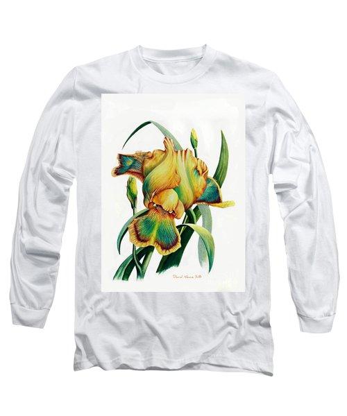 Tye Dyed Long Sleeve T-Shirt