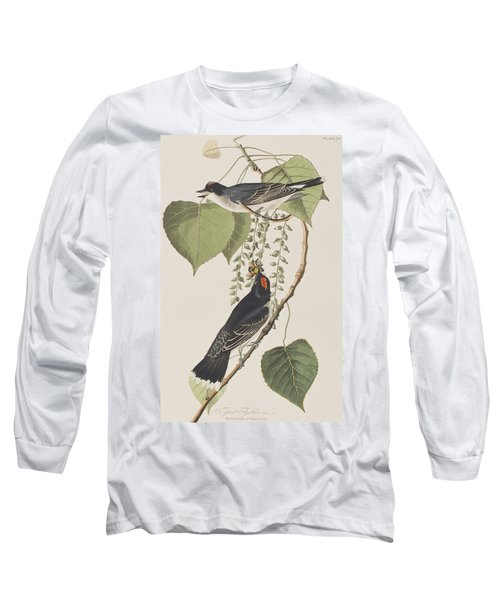 Tyrant Fly Catcher Long Sleeve T-Shirt