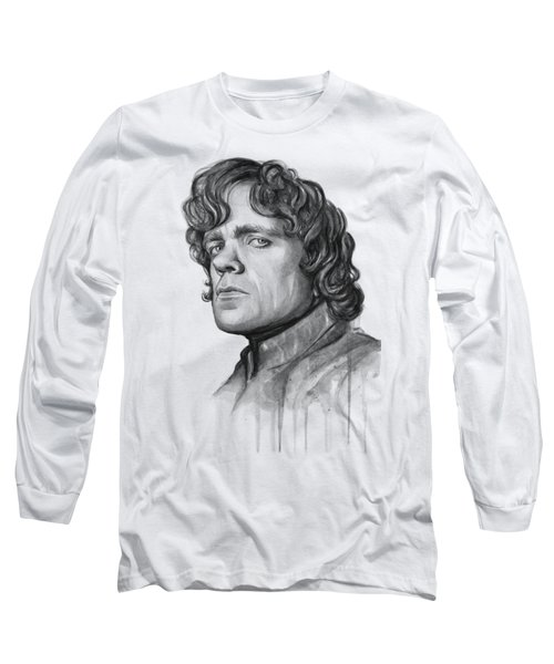 Tyrion Lannister Long Sleeve T-Shirt