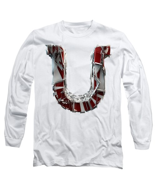 U Is For Utopia Long Sleeve T-Shirt