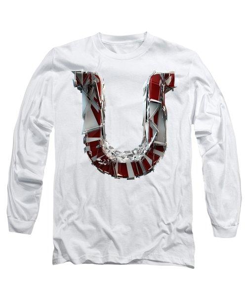 U Is For Utopia Long Sleeve T-Shirt