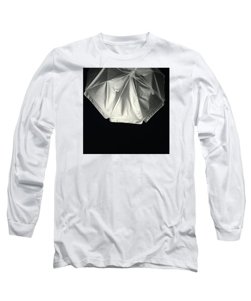 Long Sleeve T-Shirt featuring the photograph Umbrella by Karen Nicholson
