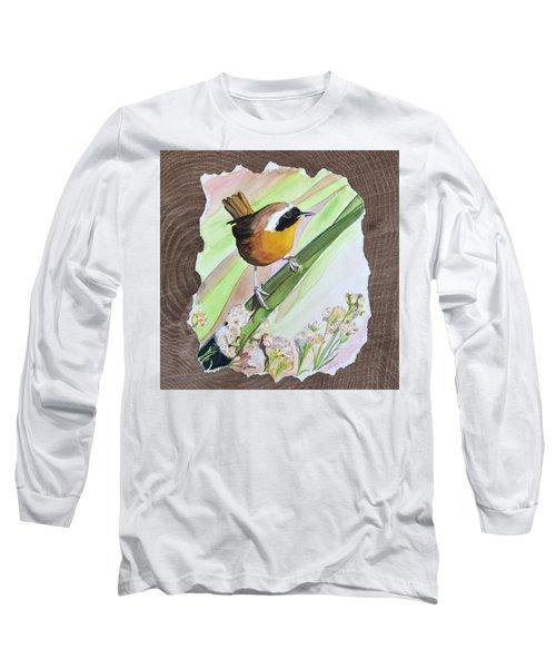 Uncommon Yellowthroat Long Sleeve T-Shirt