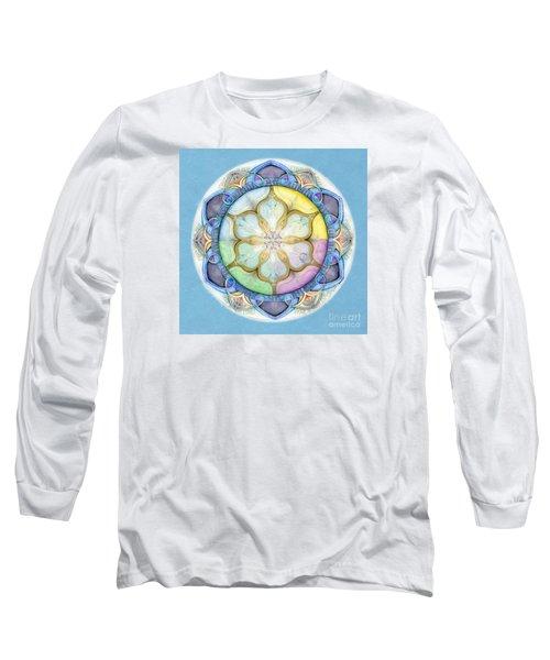 Unconditional Mandala Long Sleeve T-Shirt