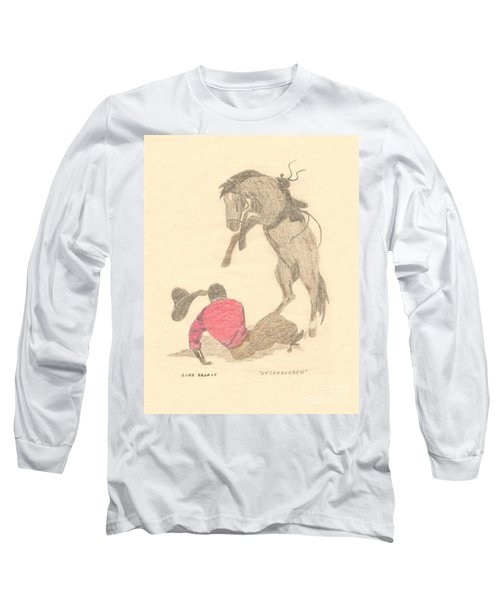 Unconquered Long Sleeve T-Shirt