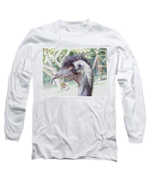 ...und Das Bin Ich, Wenn Ich Wieder Long Sleeve T-Shirt