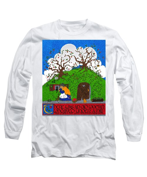 Under The Hill Long Sleeve T-Shirt