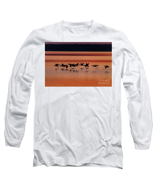 Under The Radar Long Sleeve T-Shirt