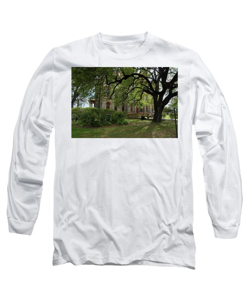 Under The Tree F5622a Long Sleeve T-Shirt by Ricardo J Ruiz de Porras