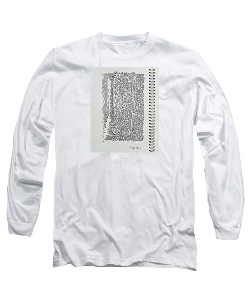 Sound Of Underground Long Sleeve T-Shirt by Fei A
