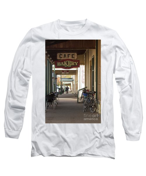 Long Sleeve T-Shirt featuring the photograph Undoing All The Good Work by Linda Lees