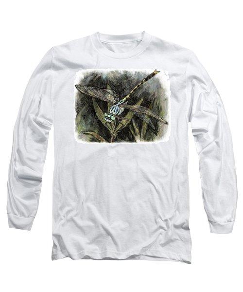 Unicorn Clubtail Long Sleeve T-Shirt