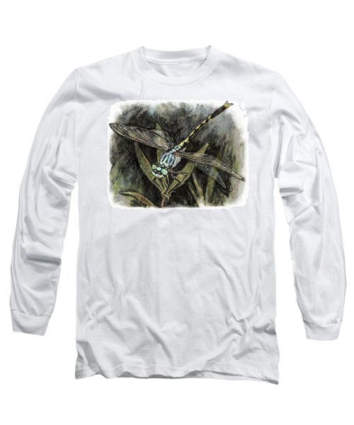 Unicorn Clubtail Long Sleeve T-Shirt