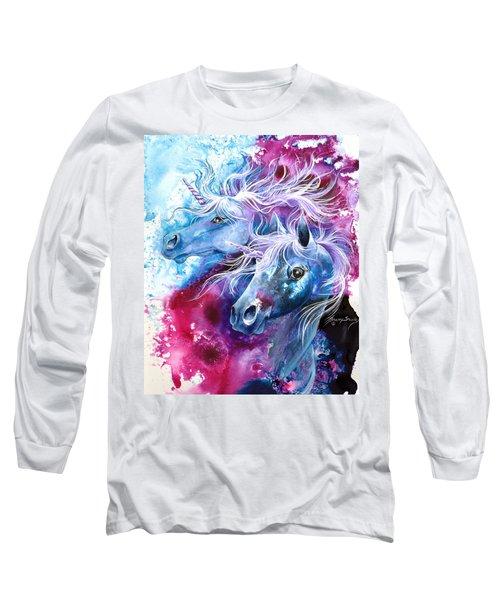 Unicorn Magic Long Sleeve T-Shirt