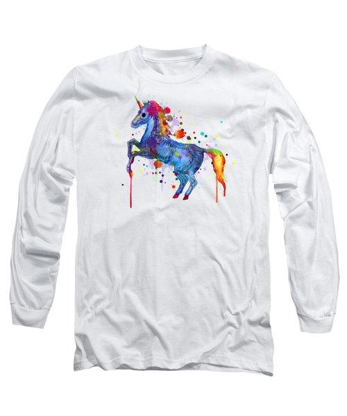 Unicorn Skeleton 2.0 Long Sleeve T-Shirt