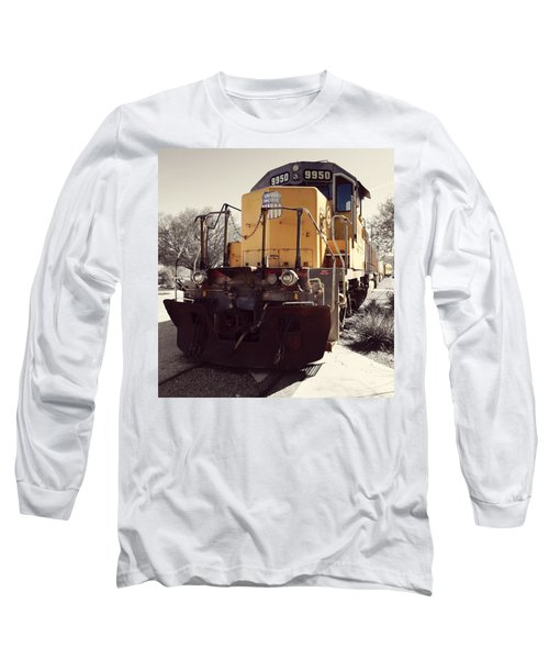 Union Pacific No. 9950 Long Sleeve T-Shirt