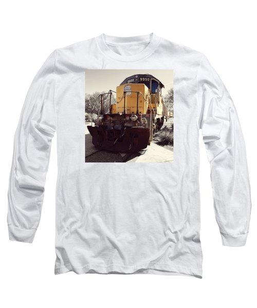Union Pacific No. 9950 Long Sleeve T-Shirt