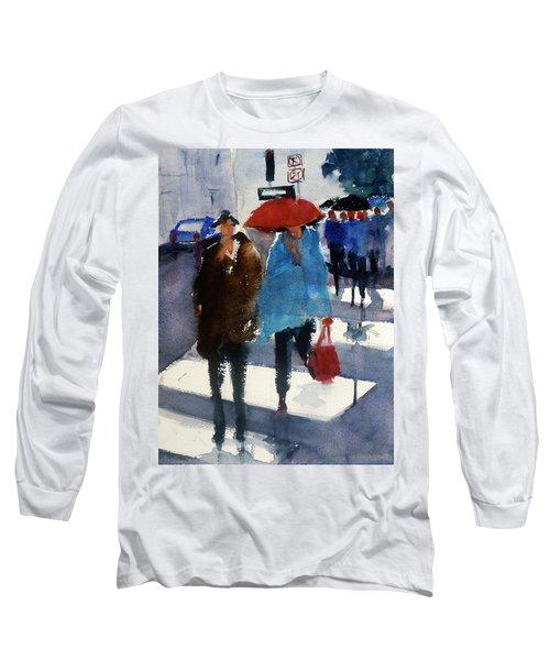 Union Square9 Long Sleeve T-Shirt