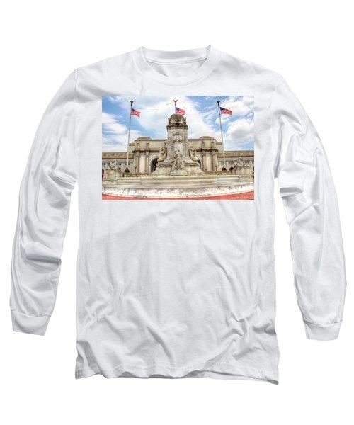 Union Station Long Sleeve T-Shirt