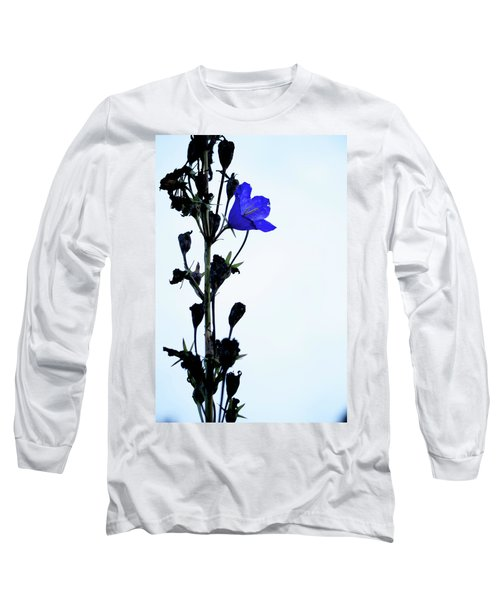 Unique Flower Long Sleeve T-Shirt