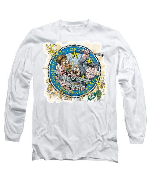 University Of California At Santa Barbara Seal Long Sleeve T-Shirt