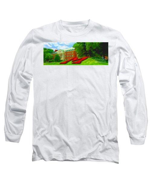 University Of Maryland  Long Sleeve T-Shirt
