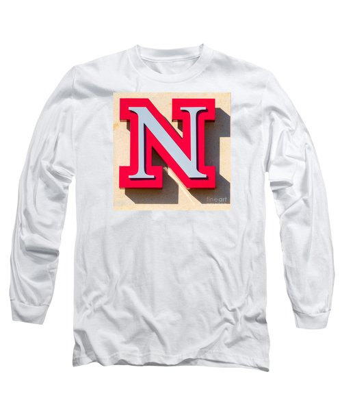 UNL Long Sleeve T-Shirt by Jerry Fornarotto