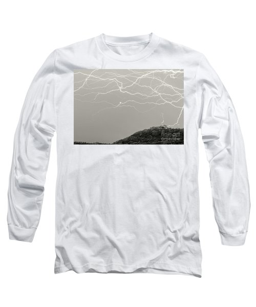 Unreal Lightning Long Sleeve T-Shirt