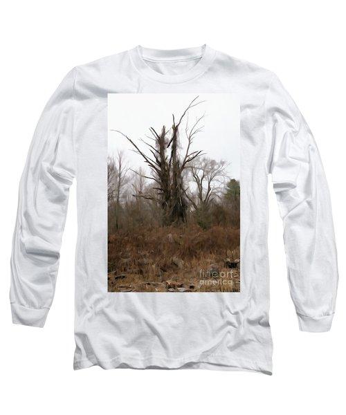 Unsplitten Love Long Sleeve T-Shirt