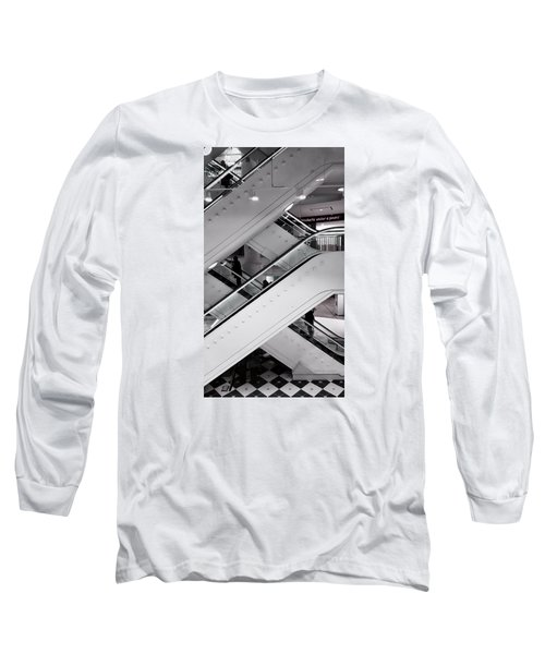 Up And Down Long Sleeve T-Shirt